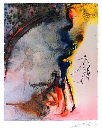 Lithographie Dali - Tauromachie - Bullfight Ii