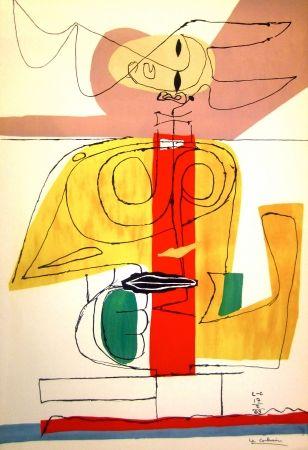 Lithographie Le Corbusier - Taurus
