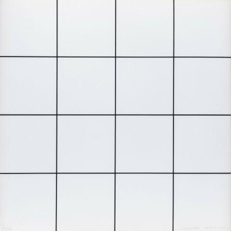 Sérigraphie Morellet - Tavola 2