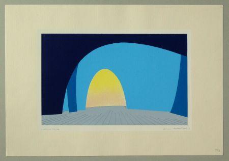 Lithographie Veronesi - Teatro 2 (tavola C)