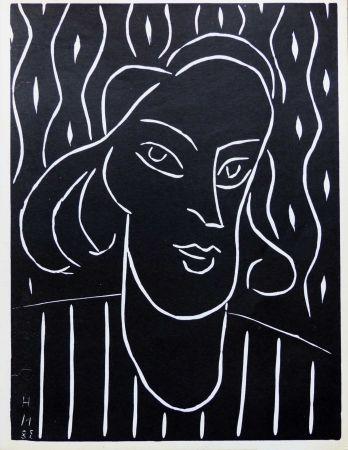 Linogravure Matisse - TEENY