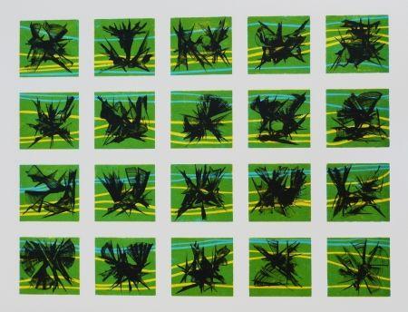 Lithographie Ernst - Terra Incognita 10