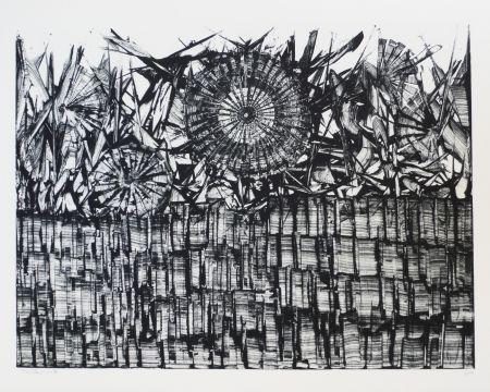 Lithographie Ernst - Terra Incognita 4