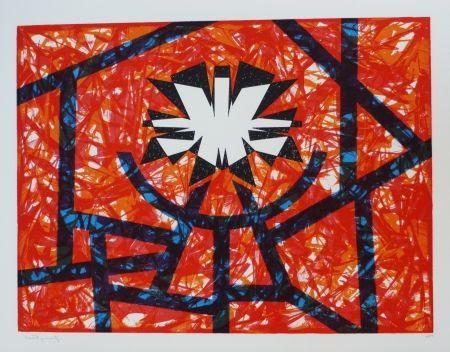 Lithographie Ernst - Terra Incognita 6