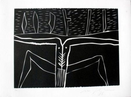 Linogravure Paladino - Terra tonda africana 4
