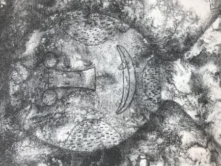 Lithographie Tamayo - TETE