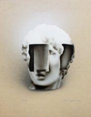 Lithographie Sosno - Tete Aus Quatre Vents