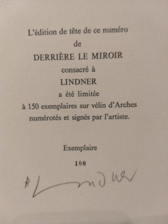 Livre Illustré Lindner - Tete DLM 226
