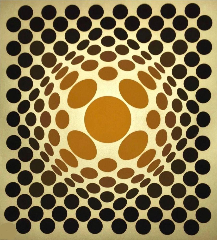Multiple Vasarely - Tewek