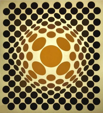 Multiple Vasarely - Tewek