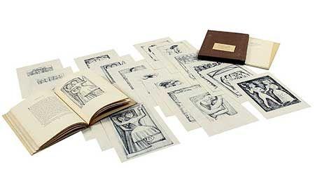 Livre Illustré Campigli - Thésée