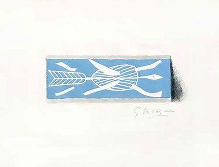 Gravure Braque - Thalassa