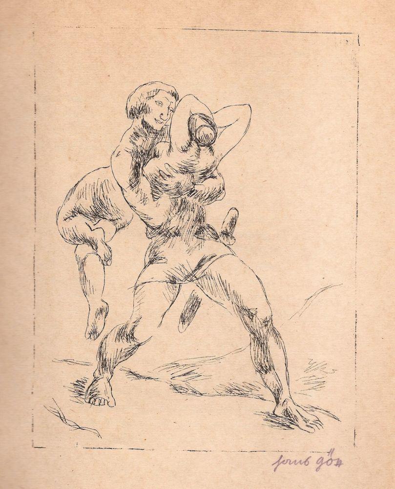 Livre Illustré Gött - The Art of Love