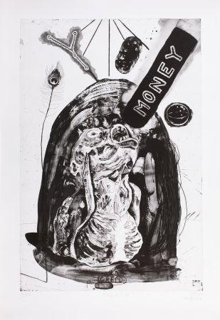 Gravure Deroubaix - The Artist