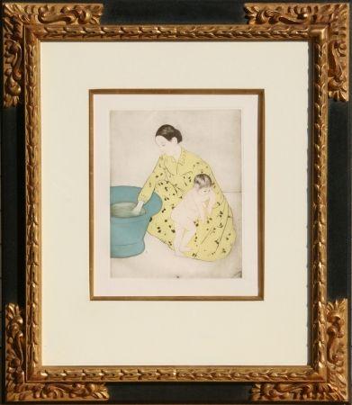 Gravure Cassatt - The Bath