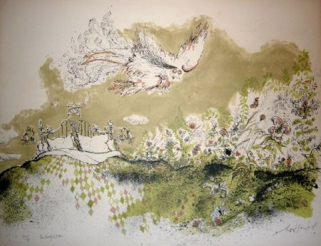 Lithographie Searle - The beautiful dream
