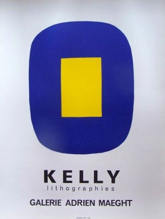 Affiche Kelly - The blue hole
