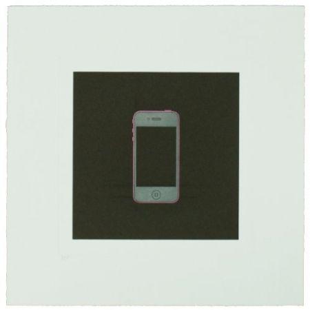 Gravure Craig-Martin - The Catalan Suite I - iPhone