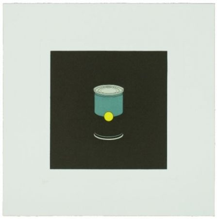 Gravure Craig-Martin - The Catalan Suite I - Soup Can