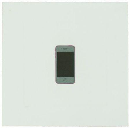 Gravure Craig-Martin - The Catalan Suite II - iPhone