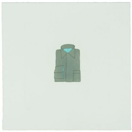 Gravure Craig-Martin - The Catalan Suite II - Shirt