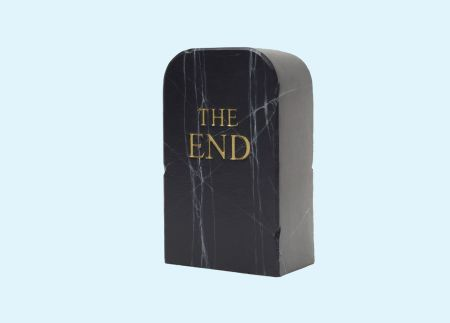 Aucune Technique Cattelan - The End (black)