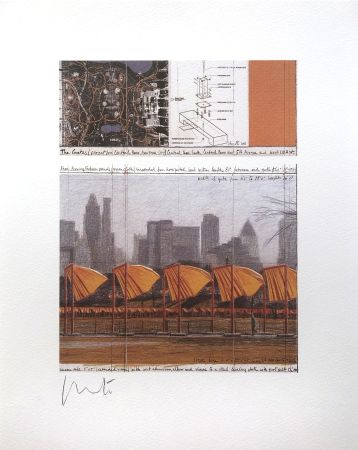 Offset Christo - The Gates (C)