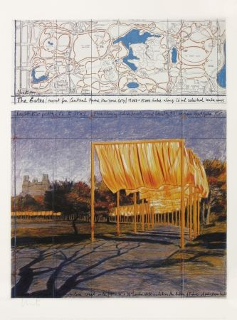 Offset Christo - The Gates Iii