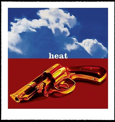Sérigraphie Huart - The Heat Goes on