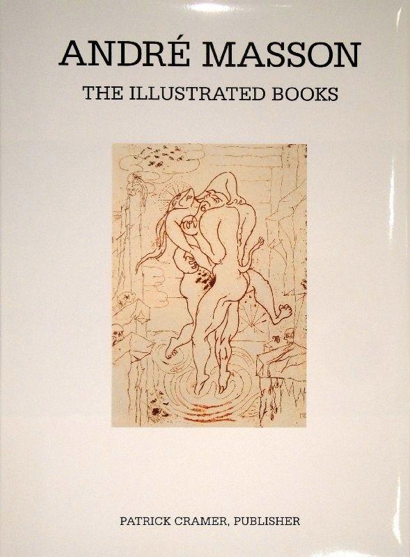 Livre Illustré Masson - The Illustrated Books: Catalogue Raisonné