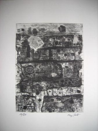 Eau-Forte Sato - The international avant garde 2