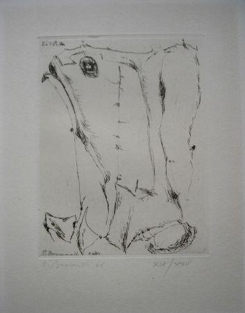 Eau-Forte Brzozowski - The international avant garde 4