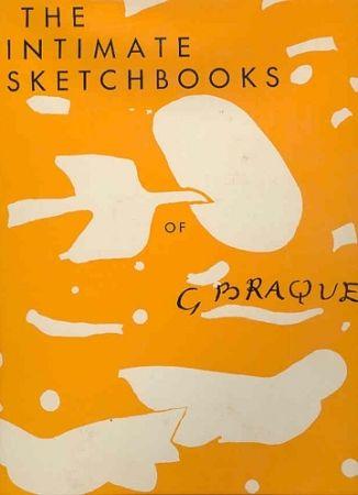 Livre Illustré Braque - The intimate sketchbooks of Georges Braque