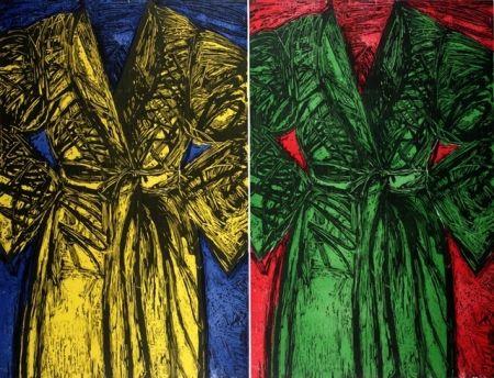 Gravure Sur Bois Dine - The Kindergarten Robes