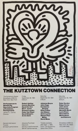 Sérigraphie Haring - The Kutztown Connection