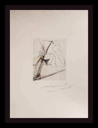 Gravure Dali - The Magicians L'Illusioniste