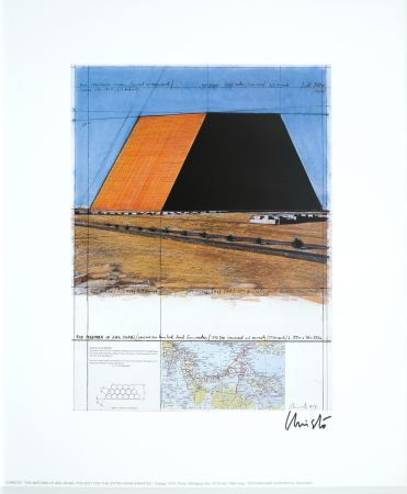 Offset Christo - The Mastaba of Adu Dhabi