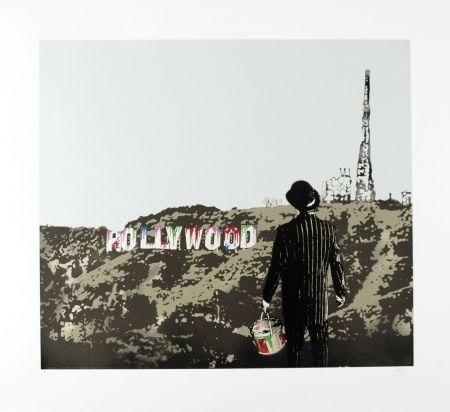 Sérigraphie Walker - The Morning After - Hollywood Version