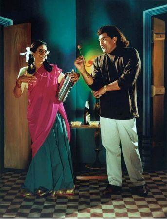 Photographie Pushpamala - The Native Types – Flirting