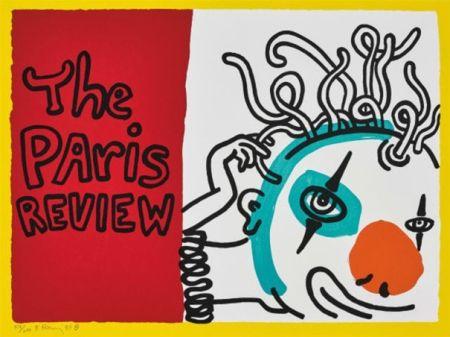 Sérigraphie Haring - The Paris Review