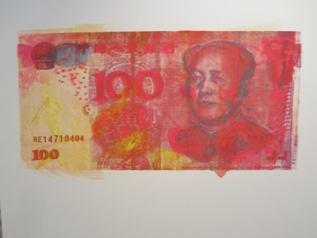 Sérigraphie Lawrence - The RMB Series #3
