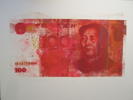 Sérigraphie Lawrence - The RMB Series #6