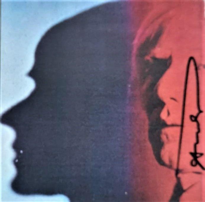 Sérigraphie Warhol - The Shadow