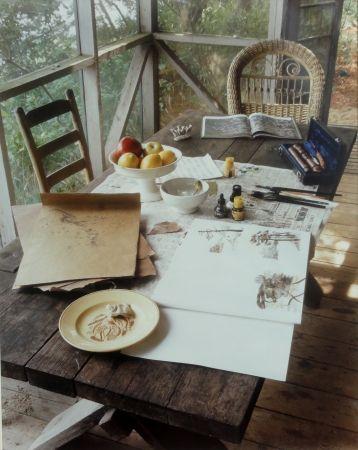 Photographie Meyerowitz - The Table