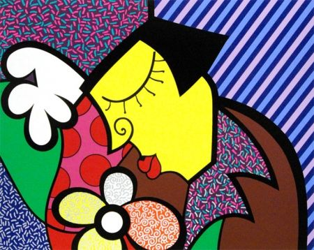 Sérigraphie Britto - The Theater