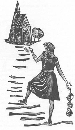 Livre Illustré Marangoni - The toilers of the sea