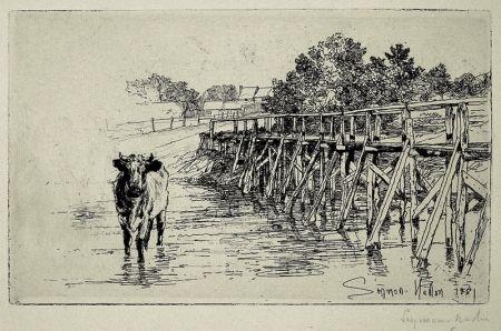 Eau-Forte Haden - The Village Ford