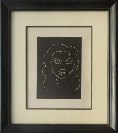 Linogravure Matisse - Themes et Variations - Frontispiece
