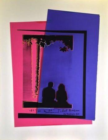 Sérigraphie Warhol - Tidal Basin-Washington Post