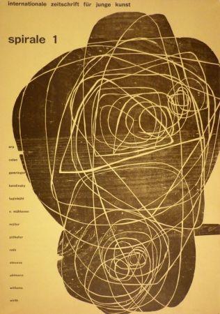 Gravure Sur Bois Roth - Titelbild für Spirale 1